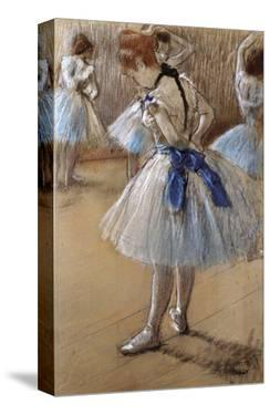 A Study of a Dancer by Edgar Degas