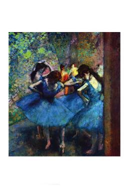 Ballerinas by Edgar Degas