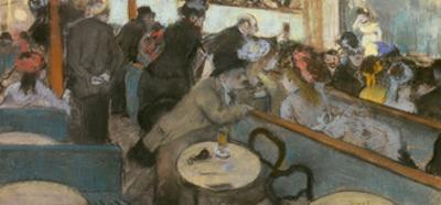 Café-Concert , c.1876-77 by Edgar Degas