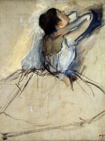 Dancer, C1874 by Edgar Degas