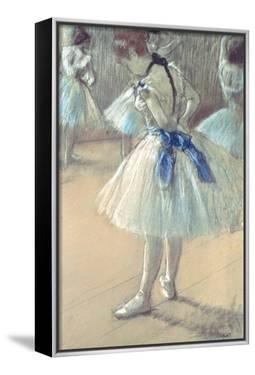 Dancer by Edgar Degas