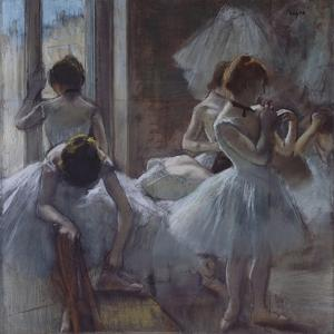 Dancers (Danseuse), 1884-1885 by Edgar Degas