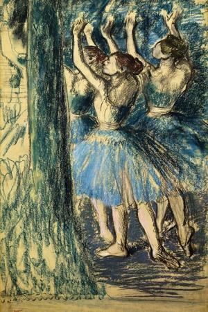 Dancers in the Scene