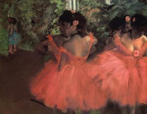 Danseuses by Edgar Degas