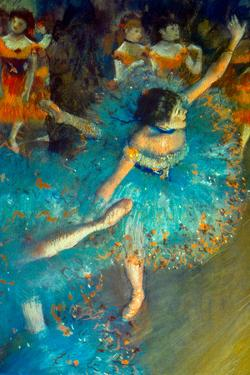 Edgar Degas Dancer by Edgar Degas