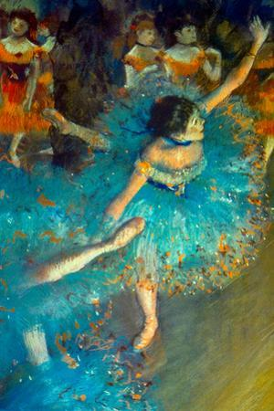 Edgar Degas Dancer by Edgar Degas