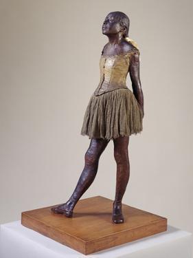 Little Dancer Aged Fourteen by Edgar Degas