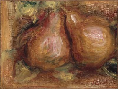 Pears, Circa 1915