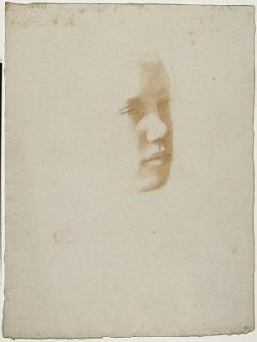 Portrait de René De Gas, frère de l'artiste by Edgar Degas