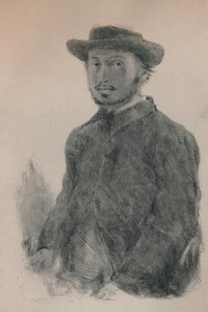 'Self-Portrait', c.1860s, (1946) by Edgar Degas