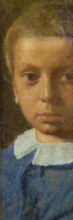 The Child in Blue