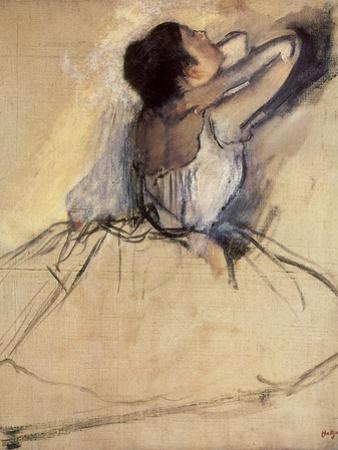 The Dancer, 1874 by Edgar Degas