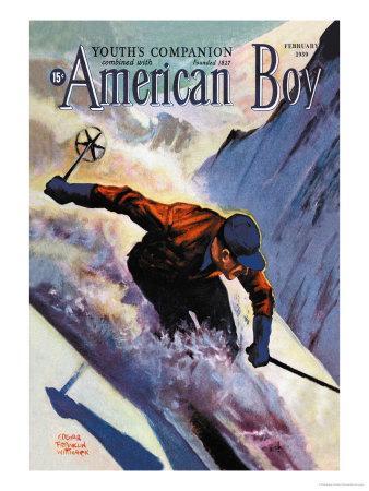 American Boy, February 1939