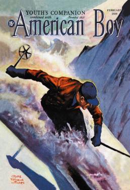 American Boy, February 1939 by Edgar Franklin Wittmack