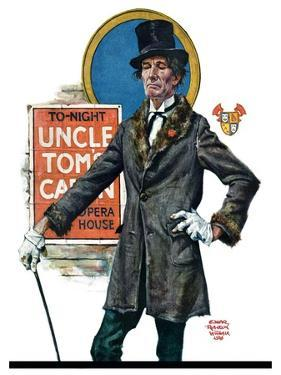 """""""Uncle Tom's Cabin,""""March 26, 1927 by Edgar Franklin Wittmack"""