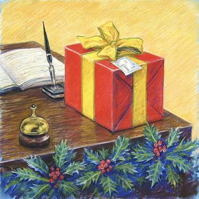 A Christmas Package by Edgar Jerins