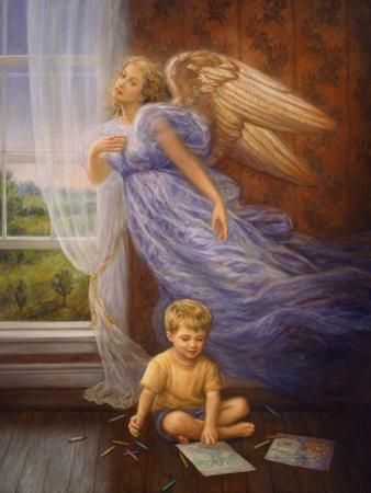 Angel 10 by Edgar Jerins