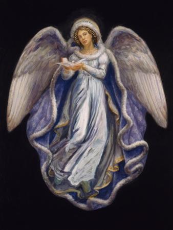 Angel 7 by Edgar Jerins