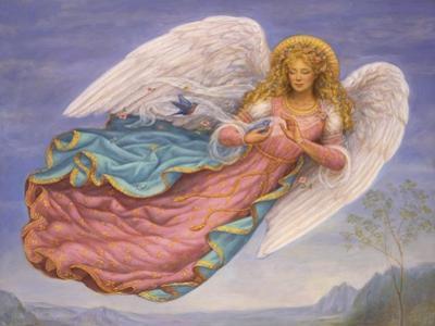 Angel 8 by Edgar Jerins