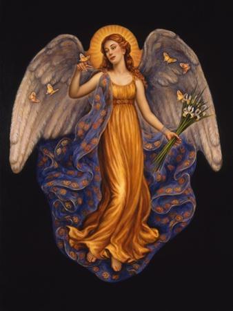 Angel 9 by Edgar Jerins