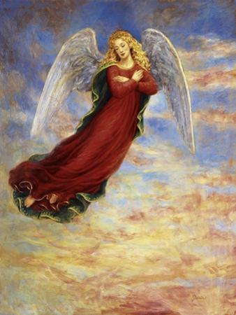 Angel in the Sky by Edgar Jerins