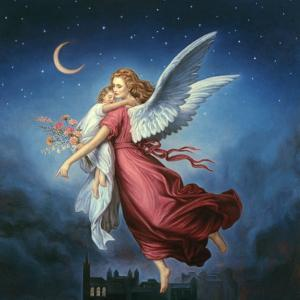 Angels 5 by Edgar Jerins