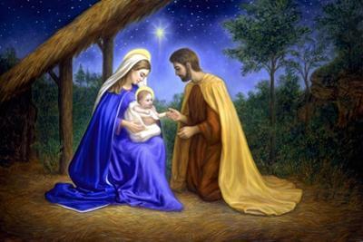 Baby Jesus by Edgar Jerins