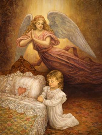 Good Night Prayer by Edgar Jerins