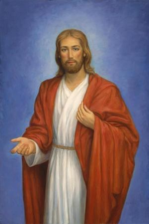 Jesus by Edgar Jerins