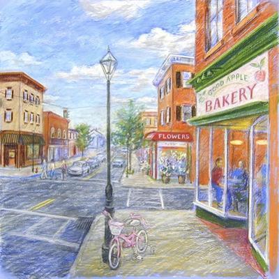 Main Street by Edgar Jerins