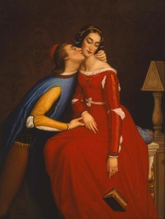 The Kiss by Edgar Jerins
