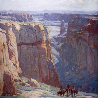 Blue Canyon by Edgar Payne