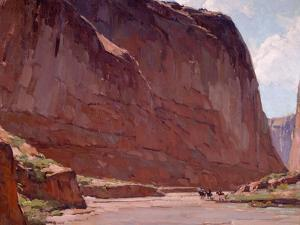 Mid Day Canyon by Edgar Payne