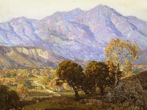 Mission Viejo by Edgar Payne