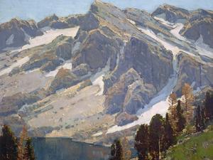 Sierra Divide by Edgar Payne