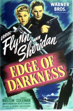 Edge of Darkness - Movie Poster Reproduction
