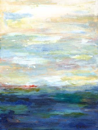 Solitude on the Water I by Edie Fagan