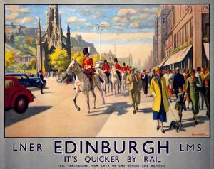 Edinburgh by Rail