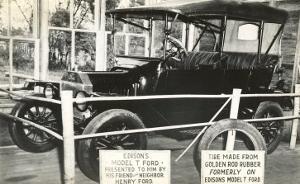 Edison's Model T