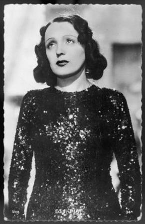 Edith Piaf French Singer