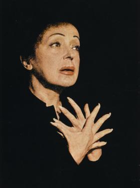 Edith Piaf Photo
