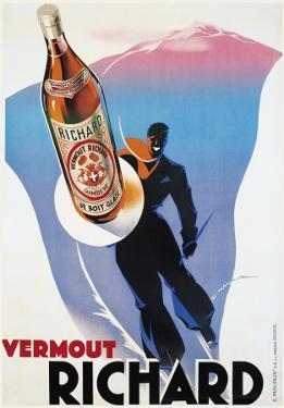 Vermout Richard by Edmond Maurus