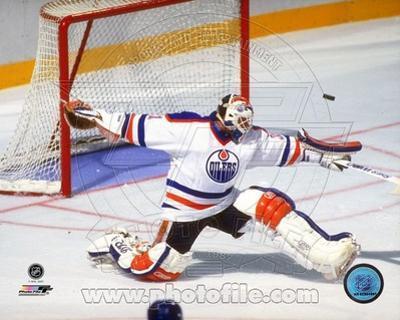Edmonton Oilers - Grant Fuhr Photo