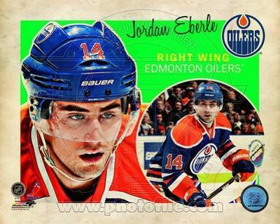 Edmonton Oilers - Jordan Eberle Photo