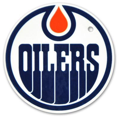 Edmonton Oilers Steel Magnet