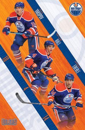 Edmonton Oilers - Trio 14