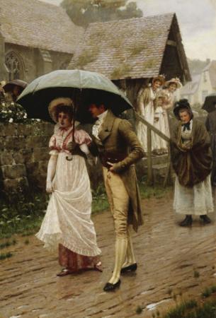A Wet Sunday Morning, 1896