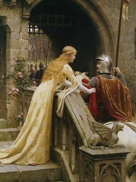 God Speed, 1900 by Edmund Blair Leighton