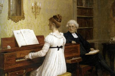 The Piano Lesson