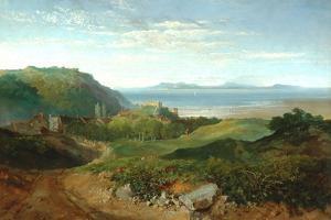 Heysham, Lancashire, 1853 by Edmund John Niemann